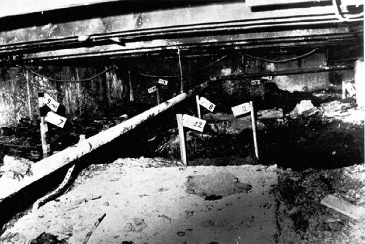 John Wayne Gacy: The mass grave of his victims was under his home in Des Plaines near Chicago.