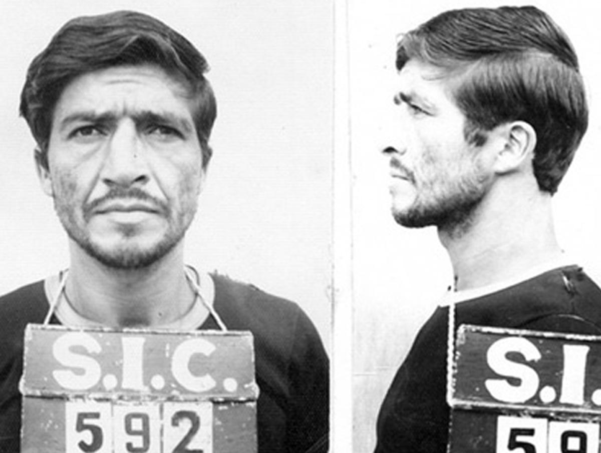 Pedro Alonso López, the Andean monster: he raped and killed up to 300 girls in South America.