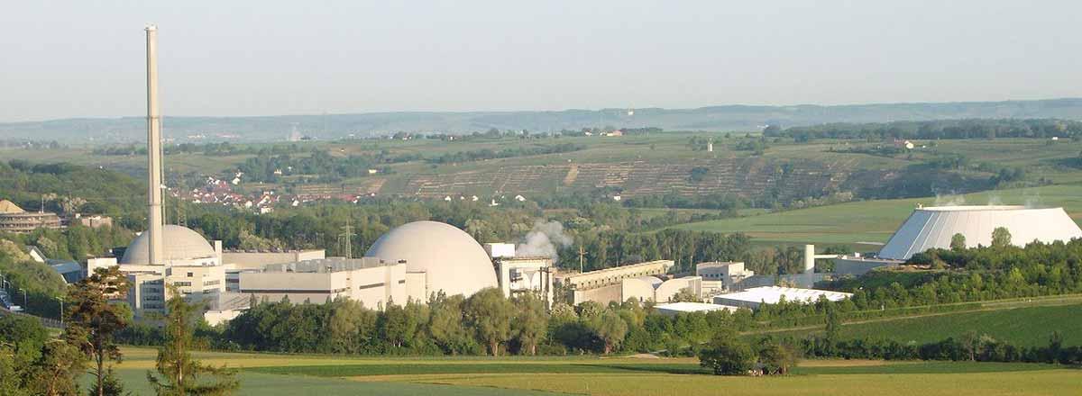 Das Kernkraftwerk Neckarwestheim (Gemeinschaftskernkraftwerk Neckar, GKN) ist ein Kernkraftwerk in Neckarwestheim mit zwei Druckwasserreaktoren.