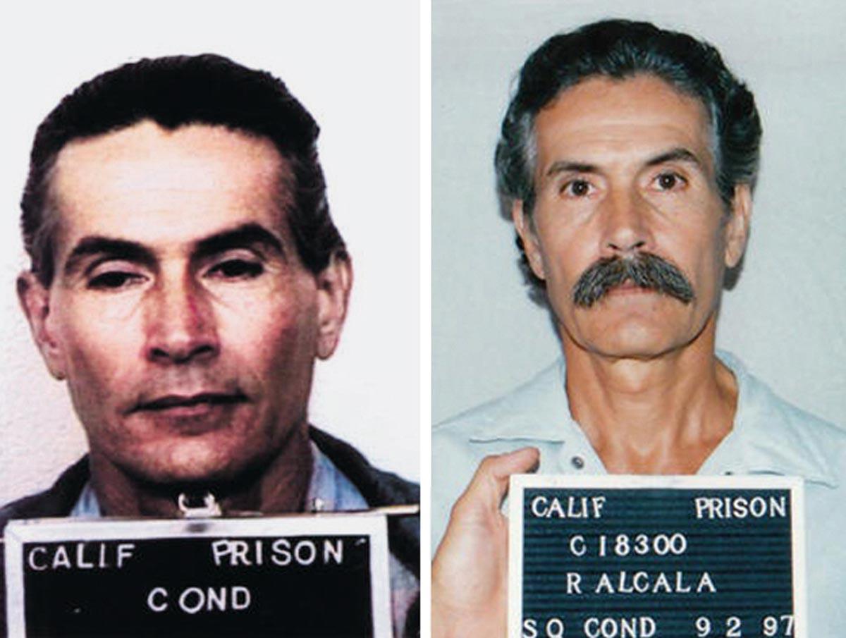 Mugshot von Rodney Alcala, dem vielfachen Serienmörder zwischen 1977 und 1979