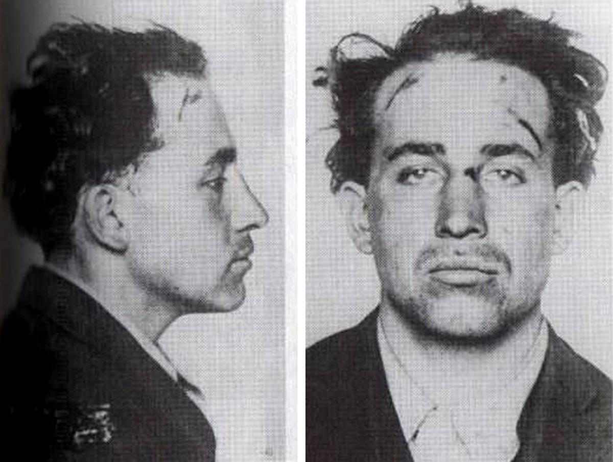 Earle Nelson, der 22-fache Serienmörder, brachte meist alleinlebende Frauen auf dem Land um.