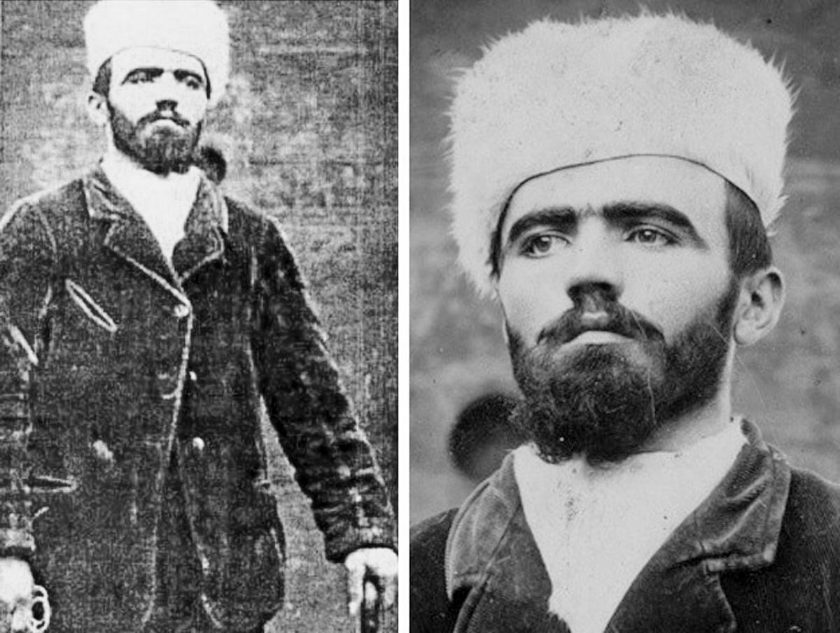 Joseph Vacher, a French shepherd from the 19th century, was a multiple serial killer