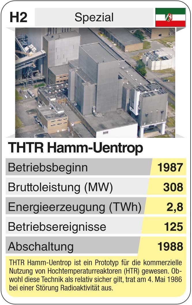 Spielkarte H2: THTR Hamm-Uentrop (* 1987 – † 1988)