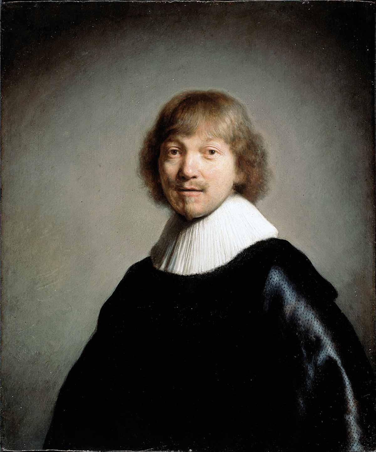 "Rembrandts Gemälde ""Jacob de Gheyn III"" von 1632 wurde 1966 gestohlen."