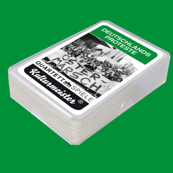 Kuturmeister Kartenspiele Deutschlands Proteste