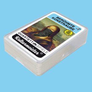 Kuturmeister Kartenspiele Berühmte Kunstraube