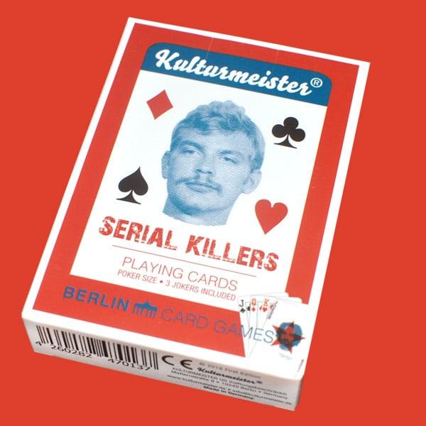 Memospiel Serial Killers