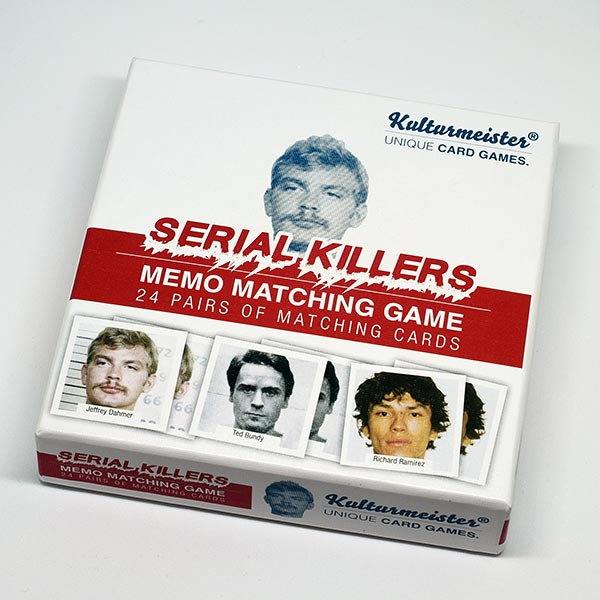Memospiel Serial Killers